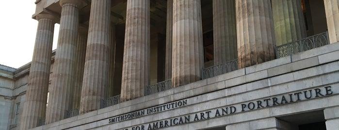 Galería Nacional de Retratos is one of Washington, DC Wish List.