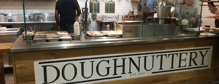 Doughnuttery (TurnStyle) is one of Whitney Member Discounts.