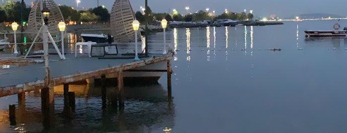 Suadiye Marina Beach is one of k&k's Liked Places.