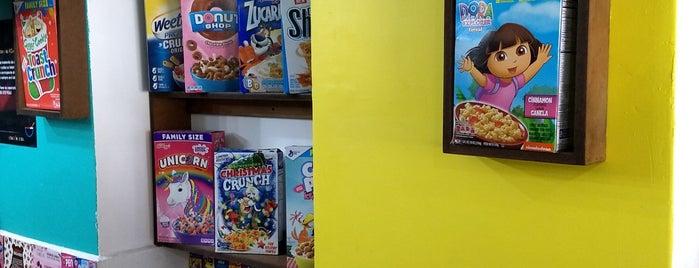 Estación Cereal is one of Comer.