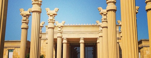 Darioush Winery is one of Napa Valley Favorites.