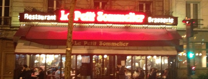 Le Petit Sommelier is one of Paris.