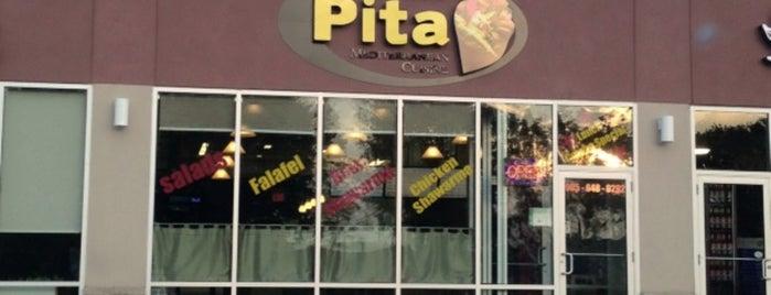 Golden Pita is one of Steven : понравившиеся места.