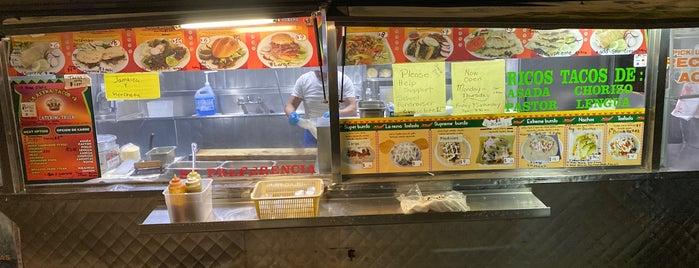 La Reyna Tacos #2 is one of Los Ángeles.