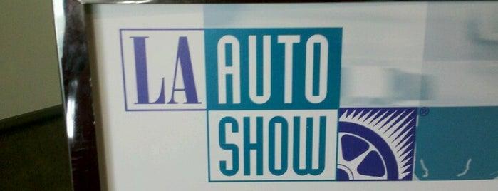 LA Auto Show Media Preview is one of Lugares favoritos de Tony.