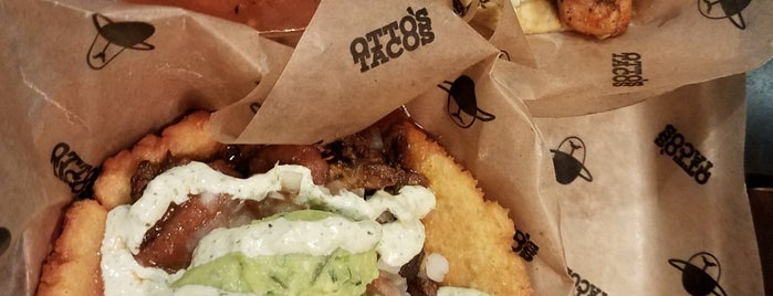 Otto's Tacos is one of New York Food & Coffee.