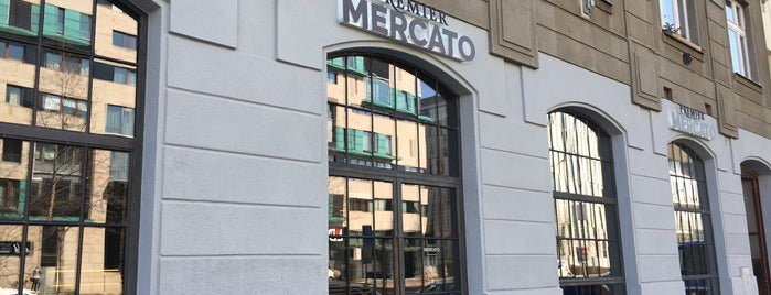 Premier Mercato is one of Want to visit.