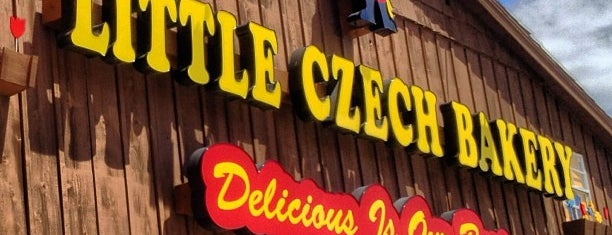 Czech Stop is one of Eats.