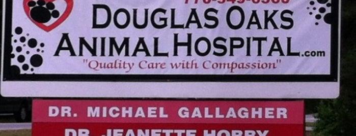 Douglas Oaks Animal Hospital is one of Douglasville & Villa Rica.