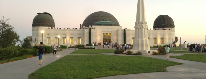 Griffith Observatory is one of 100 Cheap Date Ideas in LA.