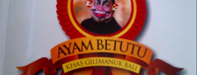 Ayam Betutu Khas Gilimanuk is one of Indonesia.
