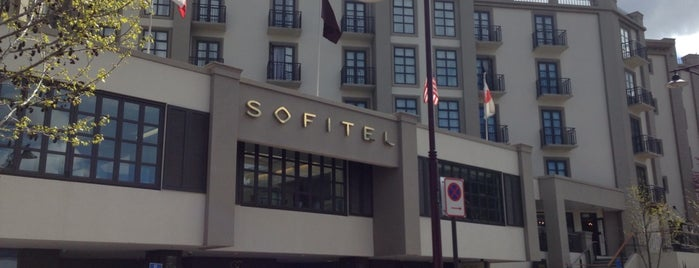 Sofitel is one of New Zealand 2018.