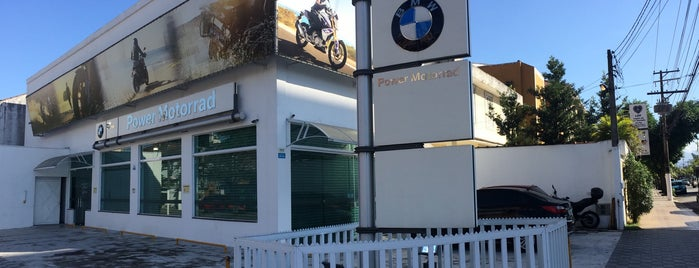Power Motorrad BMW is one of Orte, die Cris gefallen.