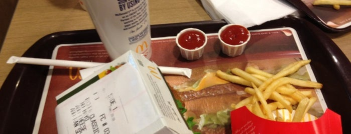 McDonald's is one of Must-visit Food in Missoula.