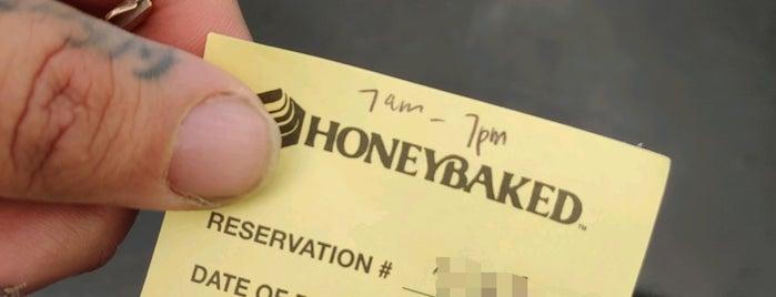 Honey Baked Ham is one of Orte, die Joey gefallen.