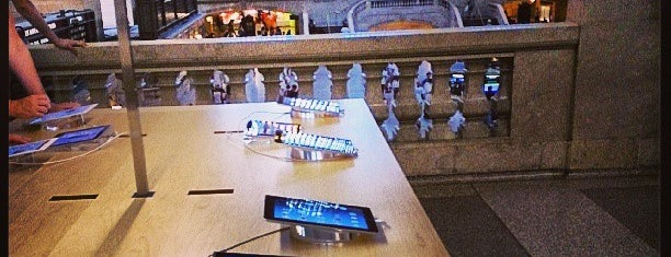 Apple Grand Central is one of Silicon Alley, NYC.