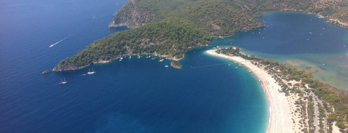 Ölüdeniz Sahil is one of Marmaris.