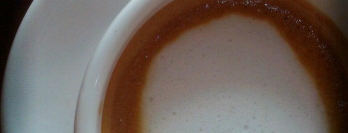 Caffè Nero is one of lugar.