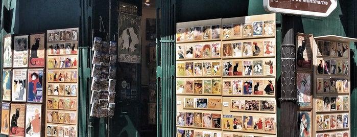 Galerie Butte Montmartre is one of Lugares favoritos de Βεrκ.