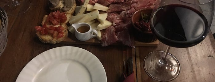 Dondino Wine Bar is one of EuroTrip.