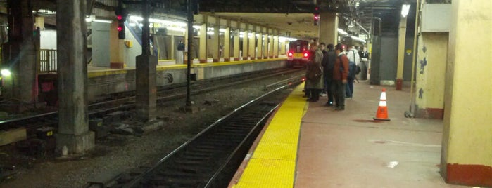 LIRR Train - New York Penn Station to Ronkonkoma is one of My Home Town Haunts.
