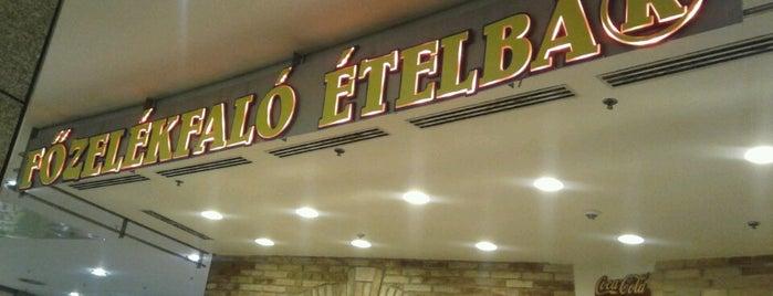 Főzelékfaló is one of Budapest cheap.