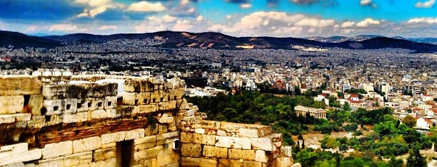 Atenas is one of Greece.
