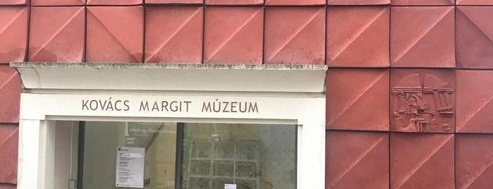 Kovács Margit Múzeum is one of Budapest.