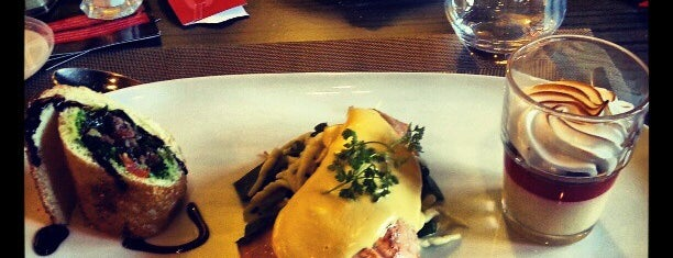 Comptoir Cuisine is one of Lugares favoritos de Joao Ricardo.