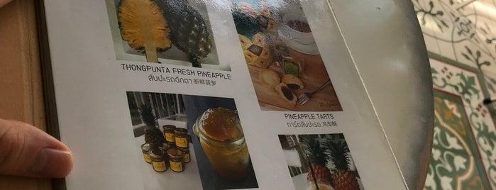 Thongpunta Cafe is one of Thailand.