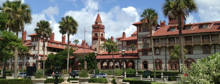 Flagler College is one of USA Orlando.