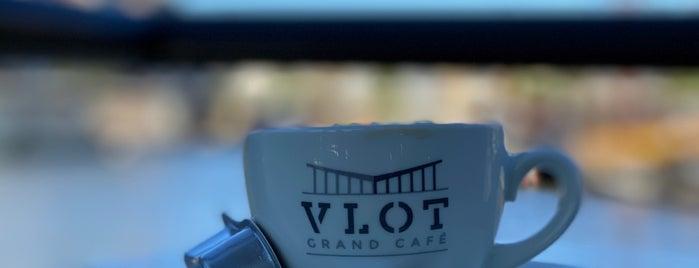 Grand café Vlot is one of Tempat yang Disukai Marcus.