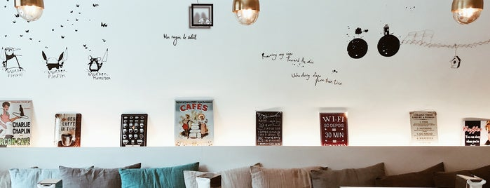 Wish - Slow Coffee House is one of PT.