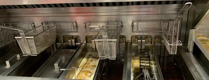 McDonald's is one of Lugares favoritos de Shank.