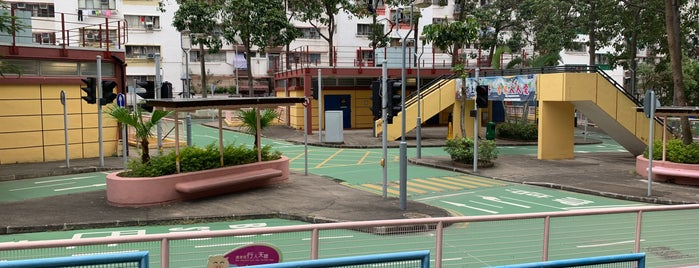 Pak Fuk Road Safety Town is one of Hong Kong.