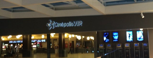Cinépolis 4DX is one of Elis 님이 좋아한 장소.