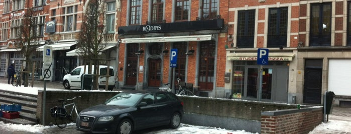 Rodins Resto Club is one of LEUVEN · Pubs & Drinks.