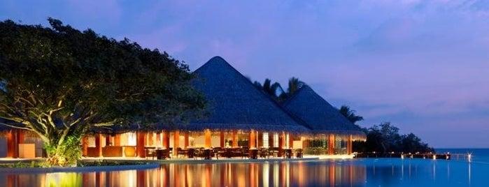 Dusit Thani Maldives is one of Maldives - The Sunny Side of Life.