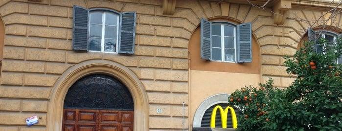 McDonald's is one of สถานที่ที่ Alexandr ถูกใจ.