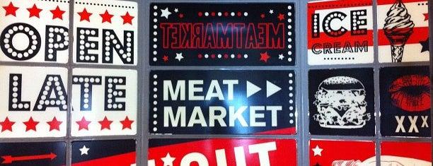 MEATmarket is one of An Aussie's fav spots in London.