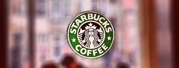 Starbucks is one of Locais salvos de Gizemli.