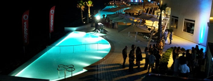 Café Del Mar is one of MaLta.