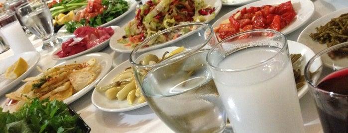 Liman Restaurant is one of Denenenler :).