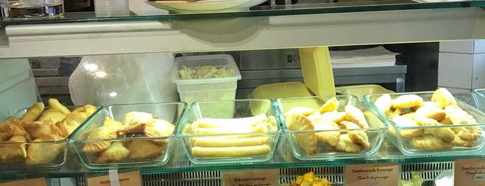 Zamane - Spécialitées Libanaises is one of Restos autour du bureau.