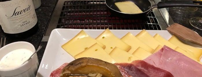 Les Fondus de la Raclette is one of Orte, die Cyril gefallen.