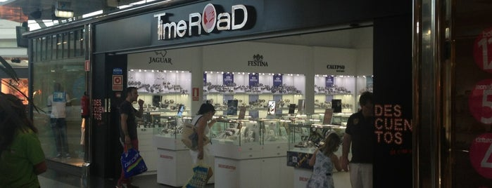 Time Road is one of enricoさんのお気に入りスポット.