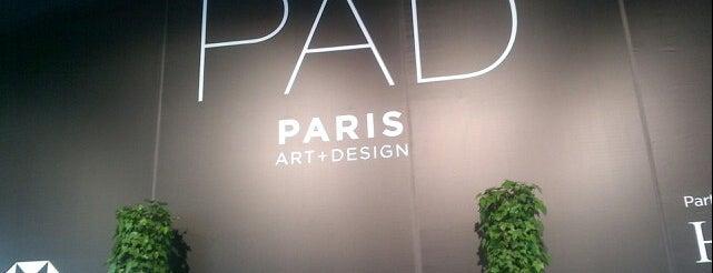 Paris Art & Design (PAD) is one of Lieux qui ont plu à Cathelene.