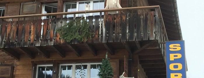 Sedrun is one of SkiArena Andermatt Sedrun.