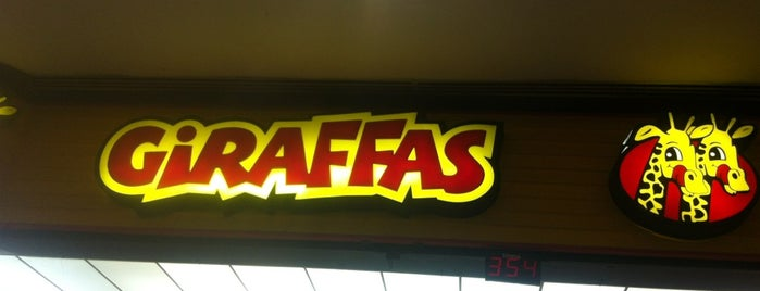Giraffas is one of Flamboyant Shopping Center.