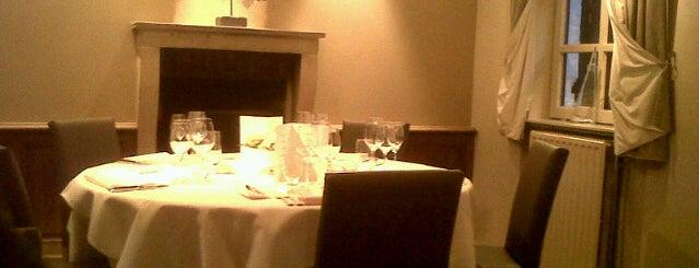 Restaurant De Molenberg is one of Gault Millau.
